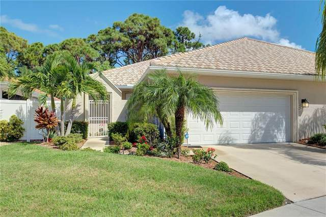28255 Pablo Picasso Drive #3, Englewood, FL 34223 (MLS #D6117793) :: Keller Williams Realty Peace River Partners