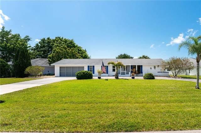21 Bunker Place, Rotonda West, FL 33947 (MLS #D6117801) :: Keller Williams Realty Peace River Partners