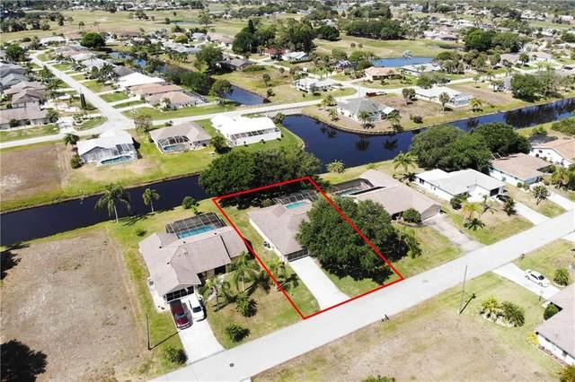 236 Mark Twain Lane, Rotonda West, FL 33947 (MLS #D6117821) :: Team Borham at Keller Williams Realty