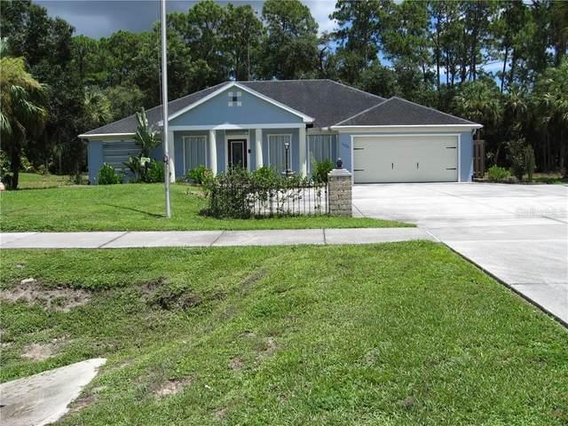 16922 Toledo Blade Boulevard, Port Charlotte, FL 33954 (MLS #D6117828) :: The Light Team