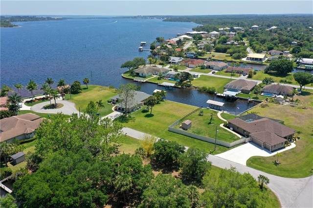 12419 Ran Terrace, Port Charlotte, FL 33981 (MLS #D6117830) :: Realty Executives in The Villages