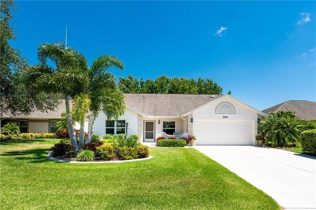 264 Park Forest Boulevard, Englewood, FL 34223 (MLS #D6117835) :: SunCoast Home Experts