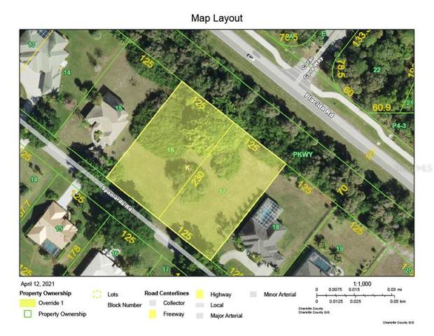 350 Spaniards Road, Placida, FL 33946 (MLS #D6117857) :: The Lersch Group
