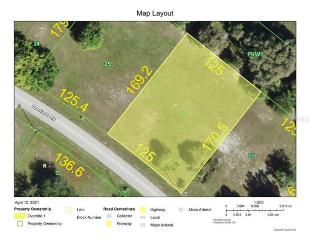 450 Spaniards Road, Placida, FL 33946 (MLS #D6117860) :: The Lersch Group