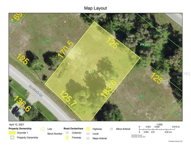 460 Spaniards Road, Placida, FL 33946 (MLS #D6117861) :: The Lersch Group