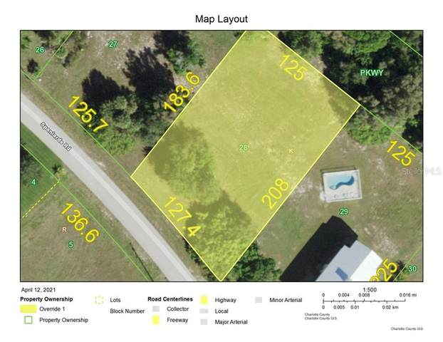 470 Spaniards Road, Placida, FL 33946 (MLS #D6117862) :: The Lersch Group