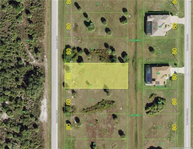 221 Rotonda Boulevard S, Rotonda West, FL 33947 (MLS #D6117867) :: The Kardosh Team