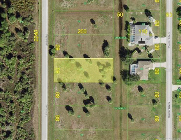 209 Rotonda Boulevard S, Rotonda West, FL 33947 (MLS #D6117868) :: The Kardosh Team