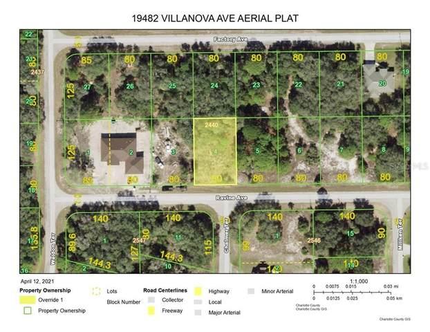 19482 Villanova Avenue, Port Charlotte, FL 33954 (MLS #D6117875) :: Team Borham at Keller Williams Realty
