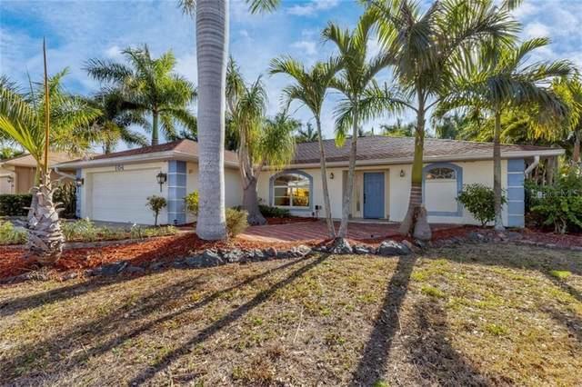 104 Broadmoor Lane, Rotonda West, FL 33947 (MLS #D6117877) :: Keller Williams Realty Peace River Partners