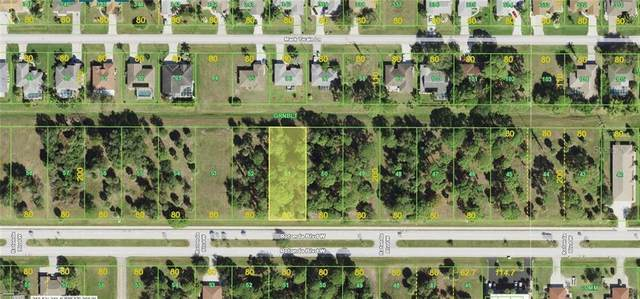 248 Rotonda Boulevard W, Rotonda West, FL 33947 (MLS #D6117885) :: McConnell and Associates