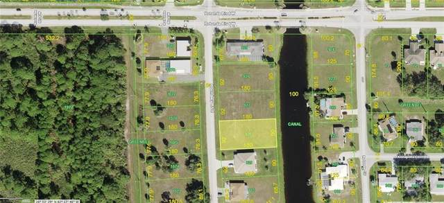 192 Boundary Boulevard, Rotonda West, FL 33947 (MLS #D6117889) :: McConnell and Associates