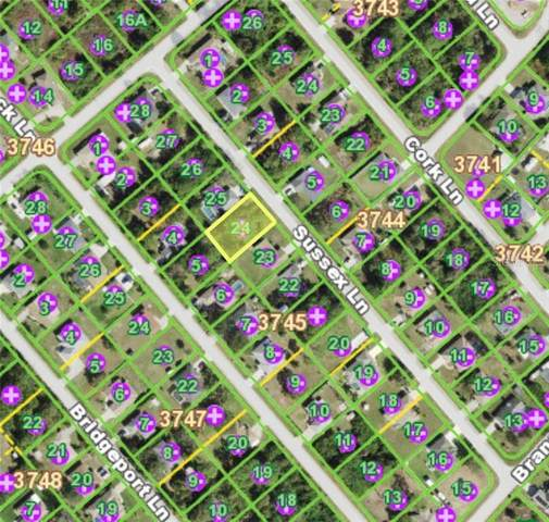7175 Sussex Lane, Englewood, FL 34224 (MLS #D6117899) :: Dalton Wade Real Estate Group