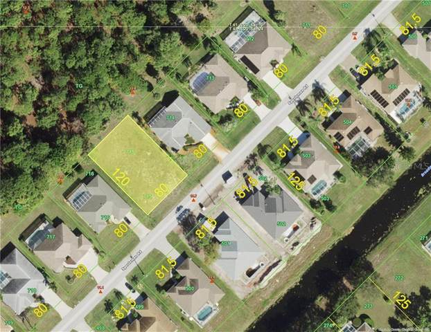 164 Sportsman Road, Rotonda West, FL 33947 (MLS #D6117906) :: Dalton Wade Real Estate Group