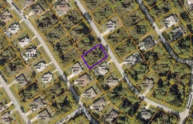 LOT 11 BLOCK 1331 Blutter Road, North Port, FL 34291 (MLS #D6117920) :: Griffin Group