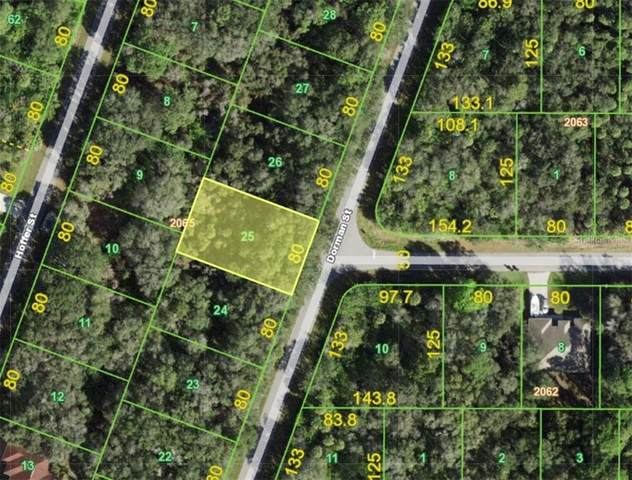 525 Dorman Street, Port Charlotte, FL 33953 (MLS #D6117942) :: Keller Williams Realty Select