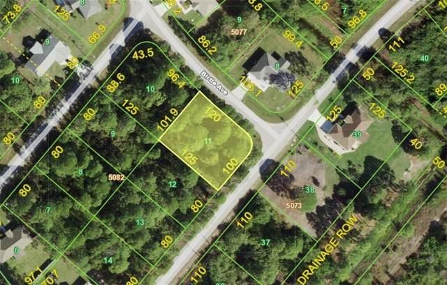 12525 Birtle Avenue, Port Charlotte, FL 33981 (MLS #D6117962) :: Memory Hopkins Real Estate