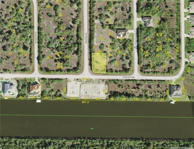 10490 Kingsville Drive, Port Charlotte, FL 33981 (MLS #D6118009) :: Premium Properties Real Estate Services