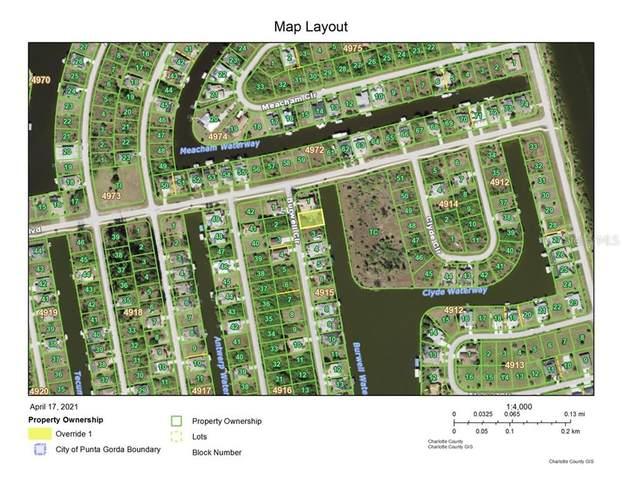 8428 Burwell Circle, Port Charlotte, FL 33981 (MLS #D6118019) :: Zarghami Group