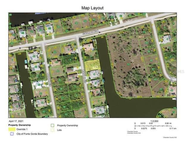 8436 Burwell Circle, Port Charlotte, FL 33981 (MLS #D6118021) :: Zarghami Group