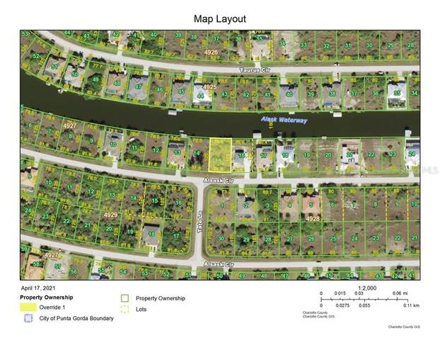 15060 Alsask Circle, Port Charlotte, FL 33981 (MLS #D6118023) :: Zarghami Group