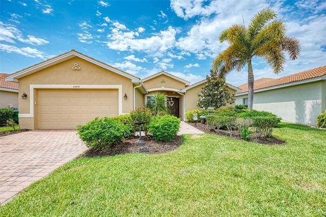 24096 Riverfront Drive, Port Charlotte, FL 33980 (MLS #D6118069) :: The Hesse Team