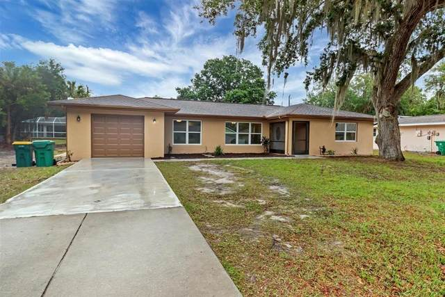 1346 Beacon Drive, Port Charlotte, FL 33952 (MLS #D6118071) :: The Hesse Team