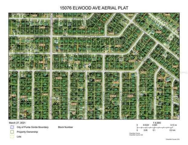 15076 Elwood Avenue, Port Charlotte, FL 33953 (MLS #D6118082) :: Rabell Realty Group