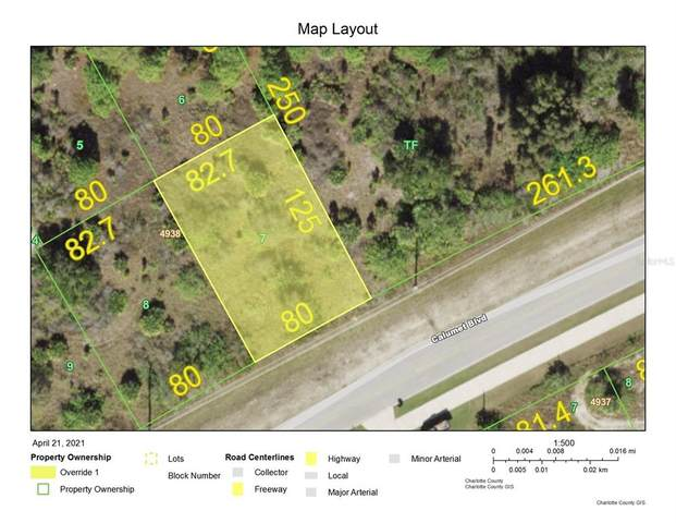 9039 Calumet Boulevard, Port Charlotte, FL 33981 (MLS #D6118111) :: Vacasa Real Estate