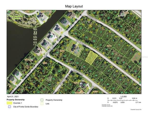 14061 Emerson Lane, Port Charlotte, FL 33981 (MLS #D6118115) :: Vacasa Real Estate