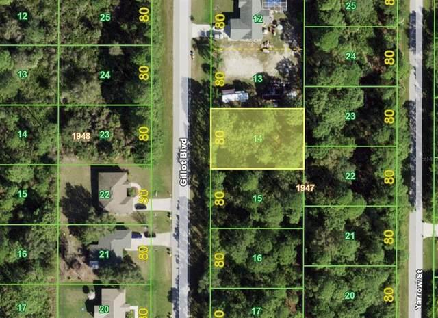 3570 Gillot Boulevard, Port Charlotte, FL 33981 (MLS #D6118128) :: The Kardosh Team