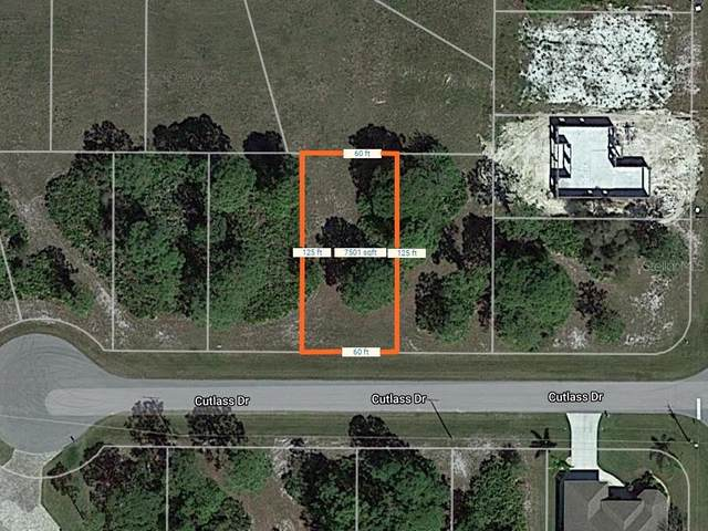 110 Cutlass Drive, Rotonda West, FL 33947 (MLS #D6118139) :: The Hesse Team