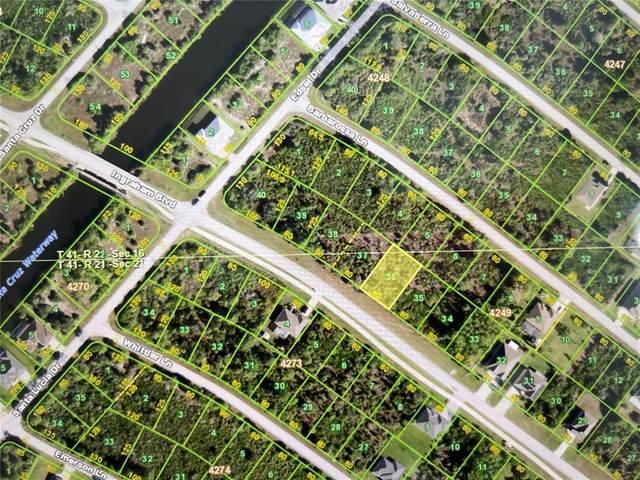 14138 Ingraham Boulevard, Port Charlotte, FL 33981 (MLS #D6118200) :: Expert Advisors Group