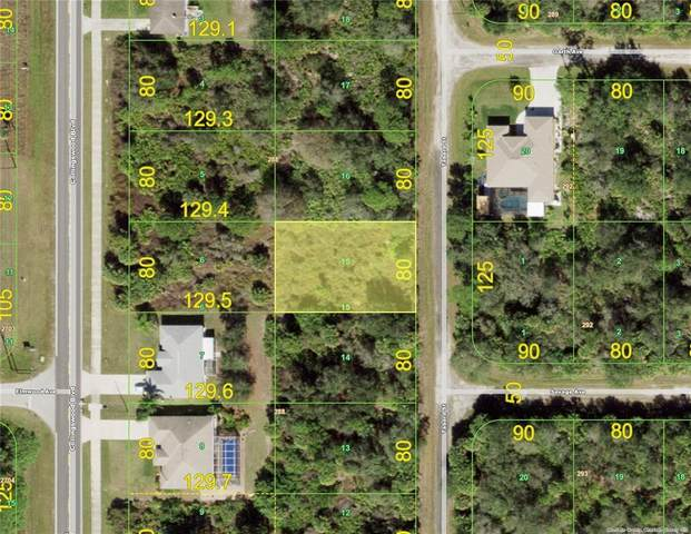 3313 Tabard Street, Port Charlotte, FL 33948 (MLS #D6118220) :: Armel Real Estate