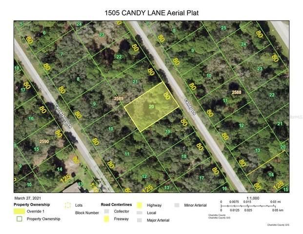 1505 Candy Lane, Port Charlotte, FL 33953 (MLS #D6118229) :: RE/MAX Local Expert