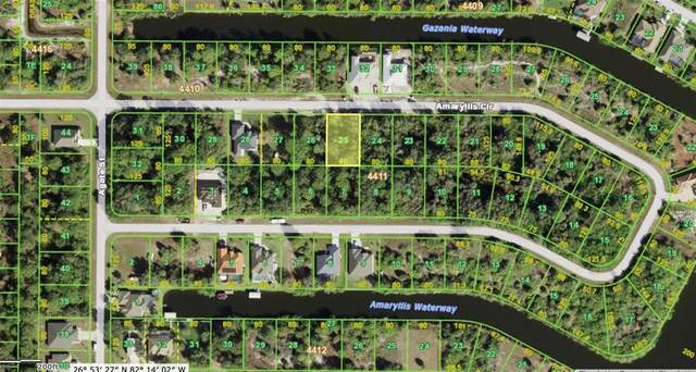 13197 Amaryllis Circle, Port Charlotte, FL 33981 (MLS #D6118257) :: Armel Real Estate