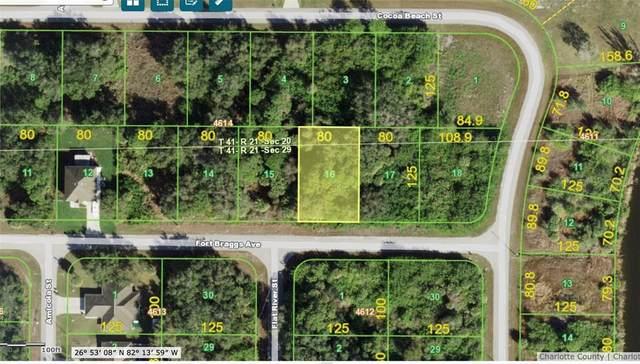 13172 Fort Braggs Avenue, Port Charlotte, FL 33981 (MLS #D6118258) :: Armel Real Estate