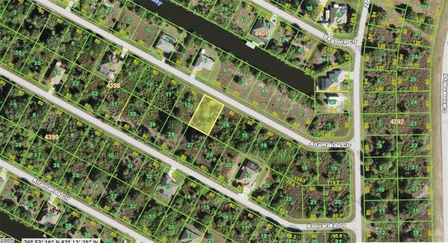 13599 Allamanda Circle, Port Charlotte, FL 33981 (MLS #D6118263) :: Armel Real Estate
