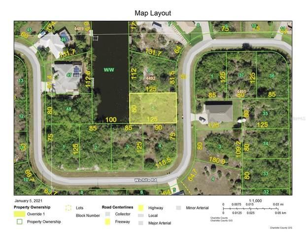 15078 Wichita Road, Port Charlotte, FL 33981 (MLS #D6118264) :: Team Pepka