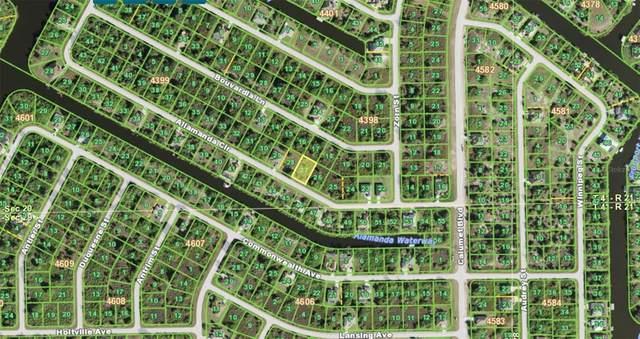 13911 Allamanda Circle, Port Charlotte, FL 33981 (MLS #D6118266) :: Armel Real Estate