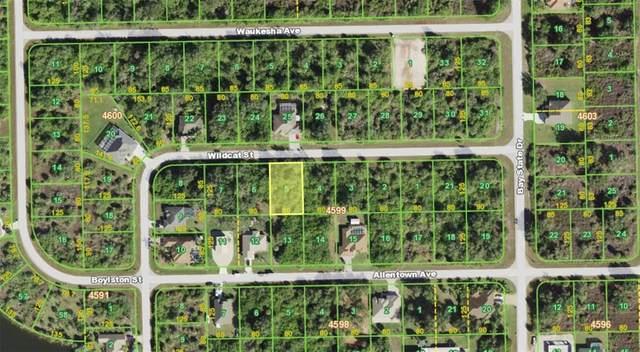 10178 Wildcat Street, Port Charlotte, FL 33981 (MLS #D6118273) :: Armel Real Estate