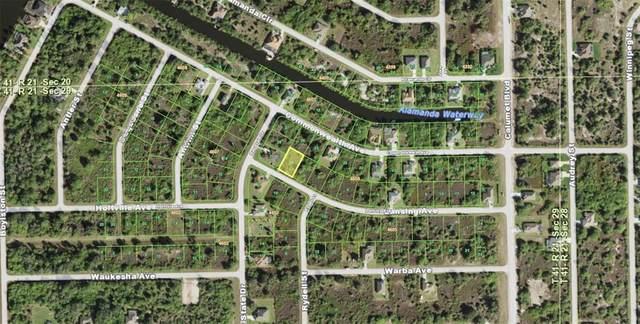 13382 Lansing Avenue, Port Charlotte, FL 33981 (MLS #D6118276) :: Armel Real Estate