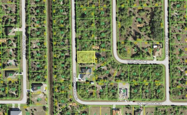 10474 Grand Junction Street, Port Charlotte, FL 33981 (MLS #D6118302) :: Premium Properties Real Estate Services