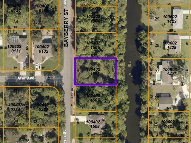 Bayberry Street, North Port, FL 34286 (MLS #D6118319) :: Bob Paulson with Vylla Home