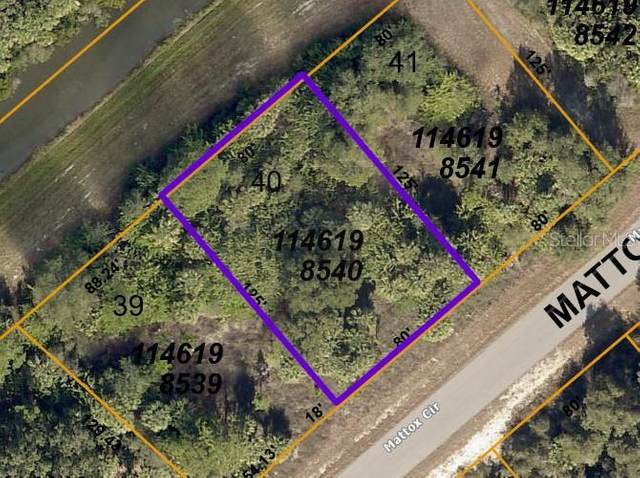 Mattox Circle, North Port, FL 34288 (MLS #D6118320) :: Armel Real Estate