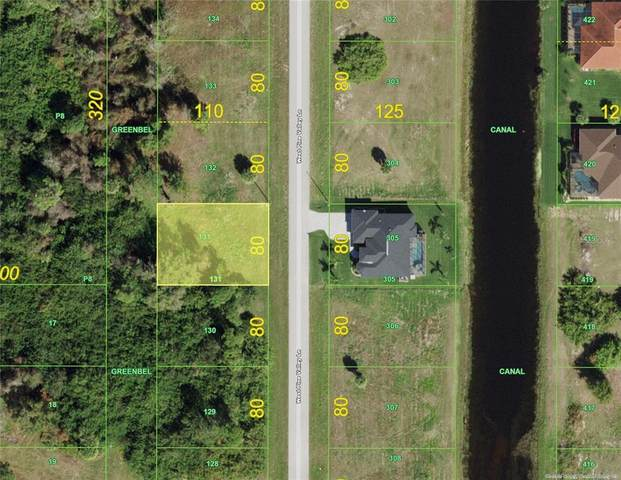 181 W Pine Valley Lane, Rotonda West, FL 33947 (MLS #D6118349) :: The Kardosh Team