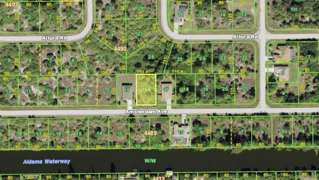 15126 Amsterdam Avenue, Port Charlotte, FL 33981 (MLS #D6118351) :: Rabell Realty Group