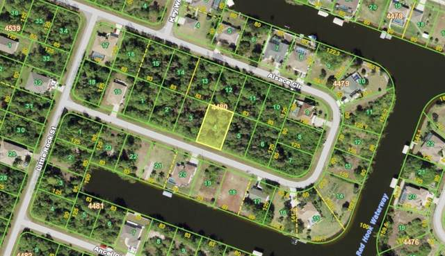 15477 Alsace Circle, Port Charlotte, FL 33981 (MLS #D6118352) :: Rabell Realty Group