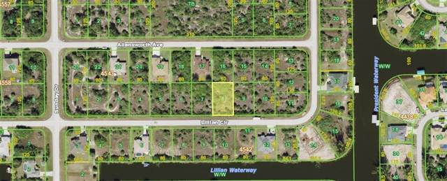 14655 Lillian Circle, Port Charlotte, FL 33981 (MLS #D6118445) :: The Lersch Group