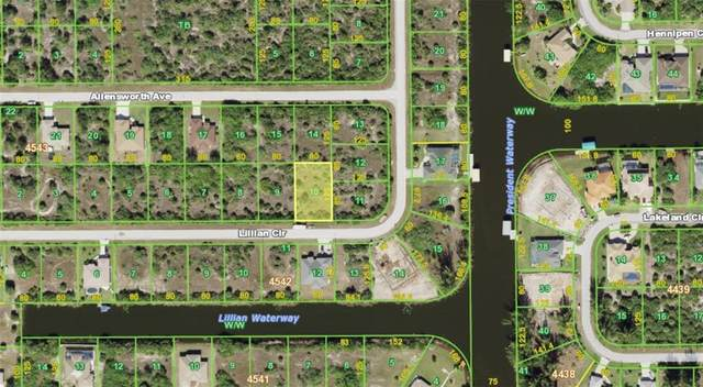 14671 Lillian Circle, Port Charlotte, FL 33981 (MLS #D6118446) :: The Lersch Group